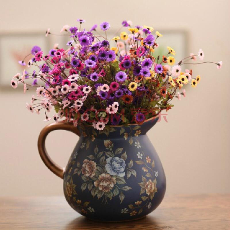 陶瓷手绘花器