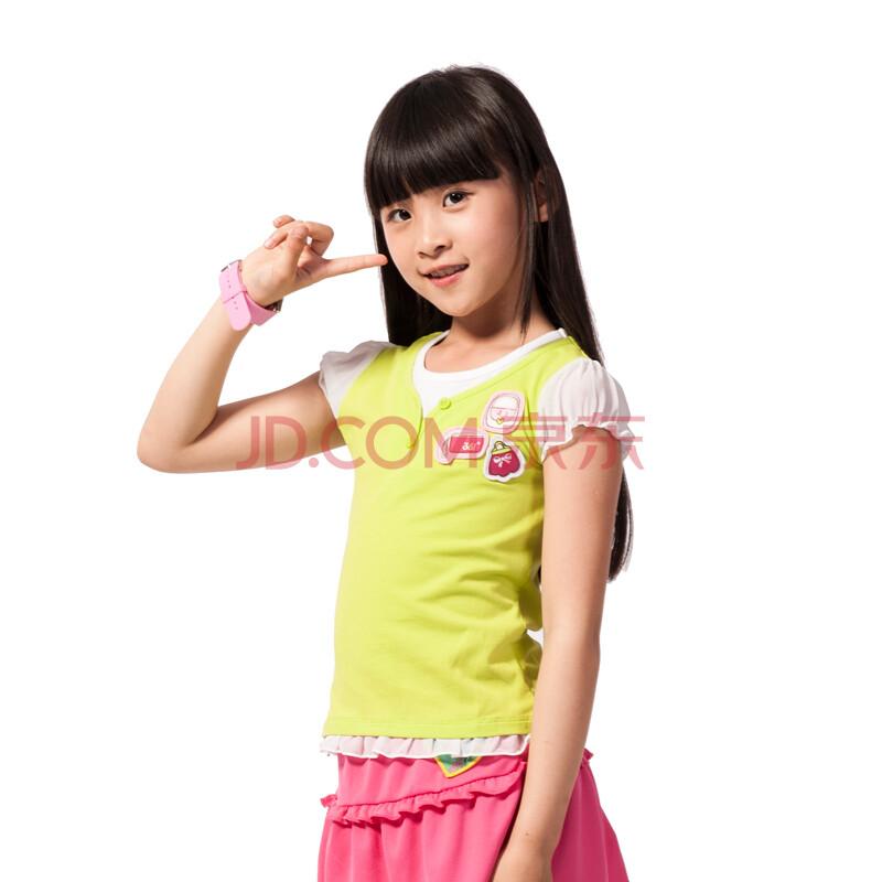 女童短袖儿童t恤