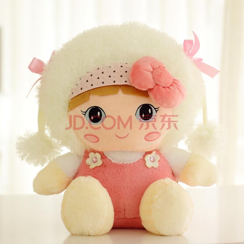 小女孩玩具布娃娃