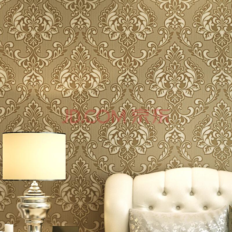 海宝先生 立体3d大花墙纸 欧式无纺布 客厅电视背景墙图片