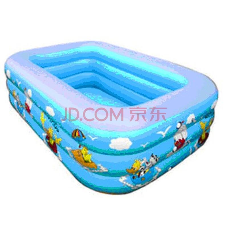 1米三层家庭游泳池儿童嬉戏游泳池