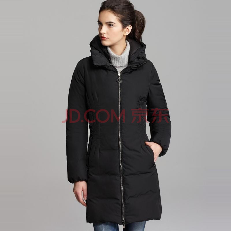 moncler 女式羽绒服 q00104274 black 3