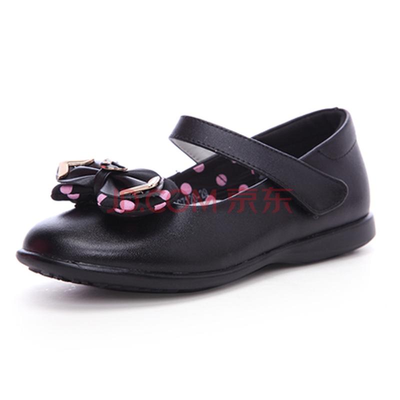 富罗迷童鞋 女童鞋真皮