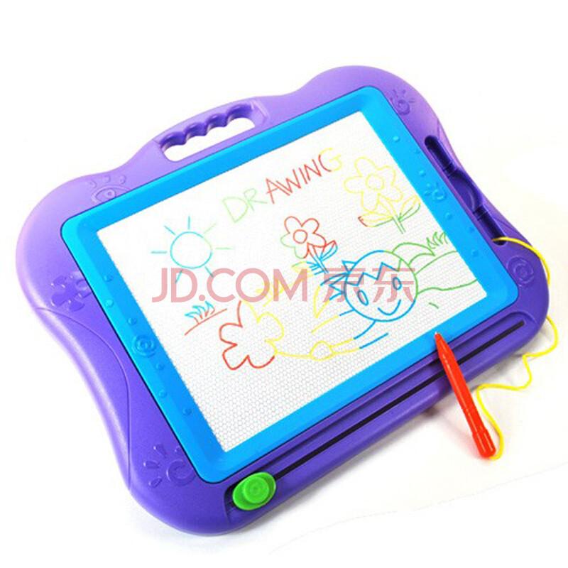 儿童益智玩具-磁性彩色大画板