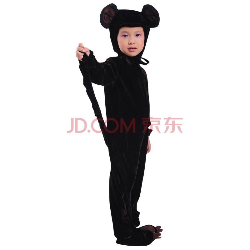 儿童动物表演服装