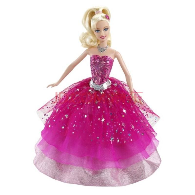 芭比娃娃 女孩玩具