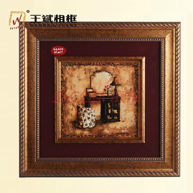 相框画框 版画家居装饰画定做 韩式简约相架创意相框批发定制ec画框