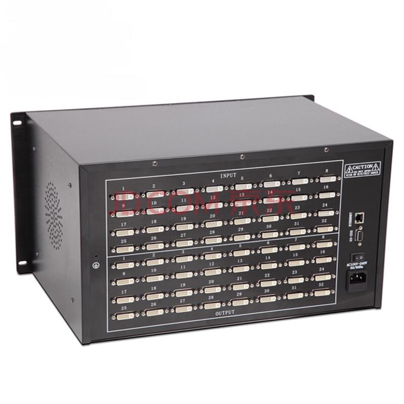 富泰尔(foretell)8进8出 HDMI数字矩阵切换器