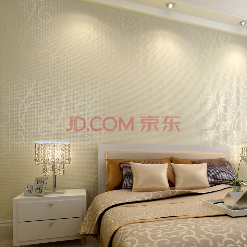 无纺布客厅卧室沙发背景墙纸