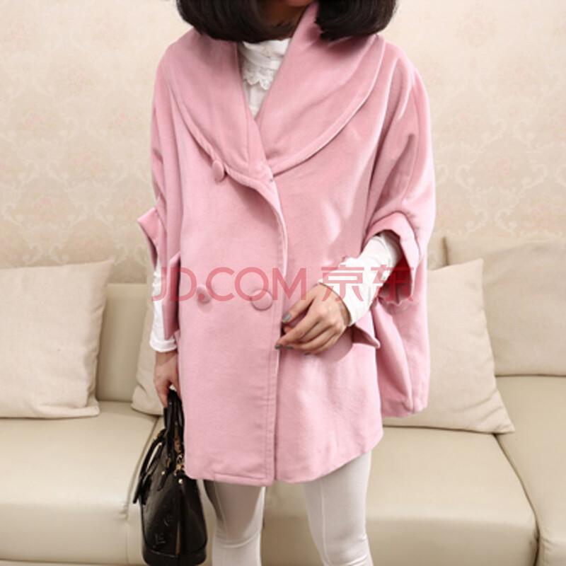 淡粉色风衣怎么搭配