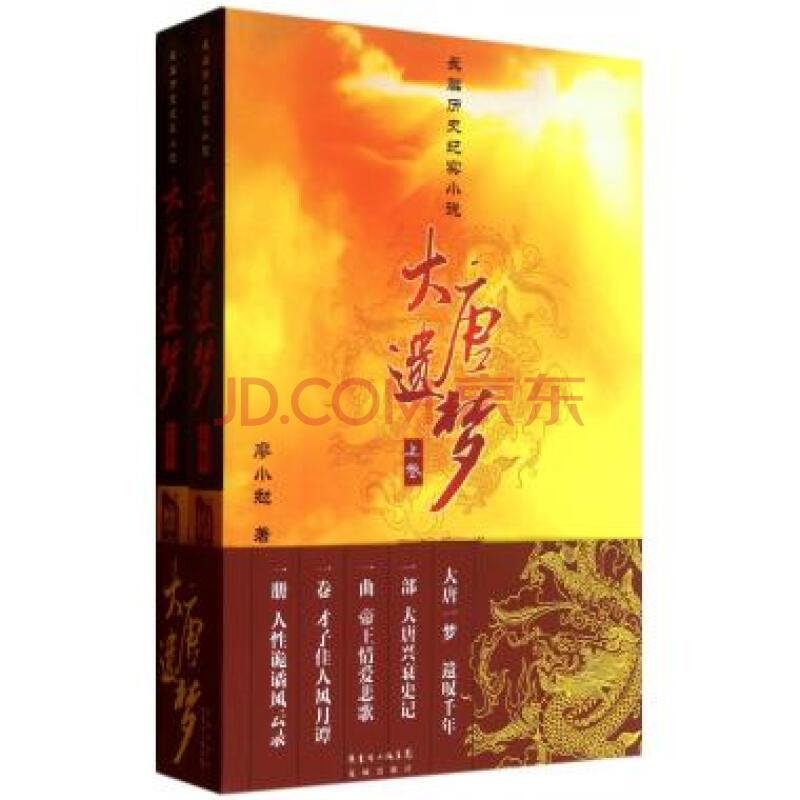 小说 中国古典小说 大唐追梦(上下卷)  商品编号:1076862180  编