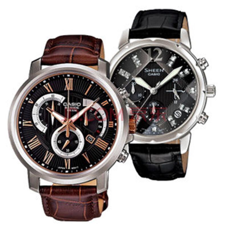 卡西欧时尚情侣手表_情侣手表韩版_情侣手表一对_卡西欧情侣手表