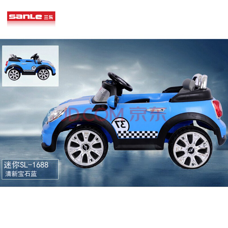 【】儿童电动车 遥控电动车