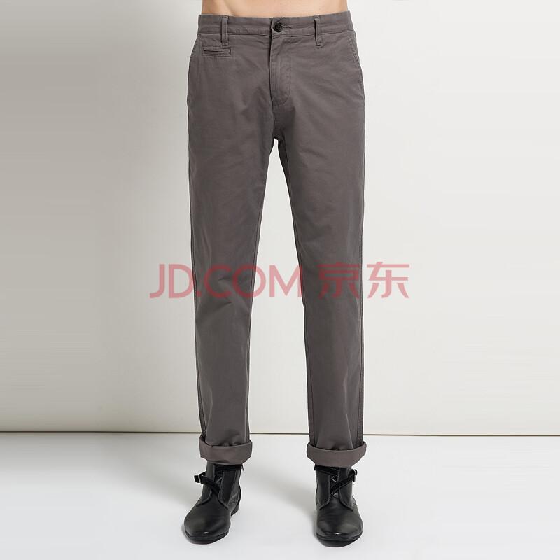 森马男装裤子2014春装新款男裤男士直筒休闲裤图片