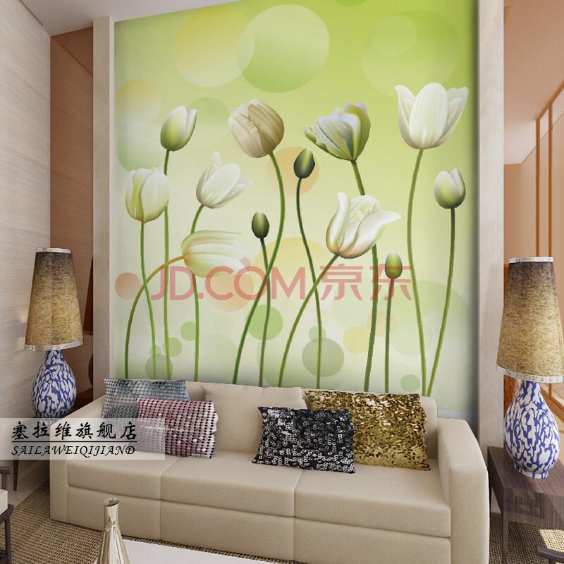 壁纸墙纸 卧室沙发电视背景墙
