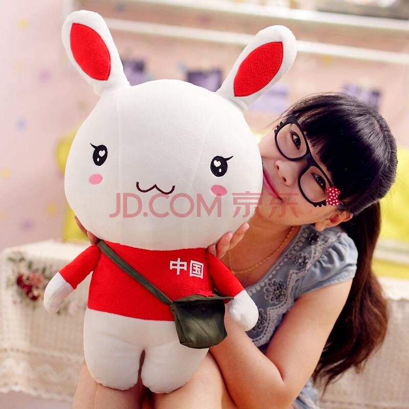 中国梦红衣娃娃