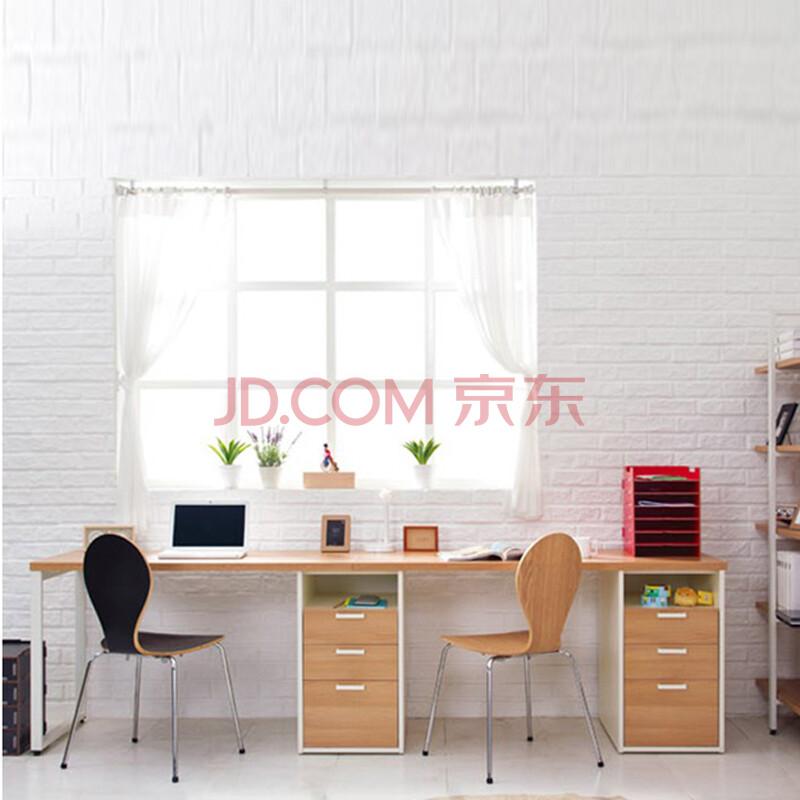 办公桌储物办公书