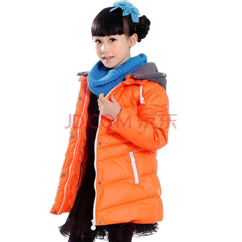 儿童羽绒服 女童羽绒服