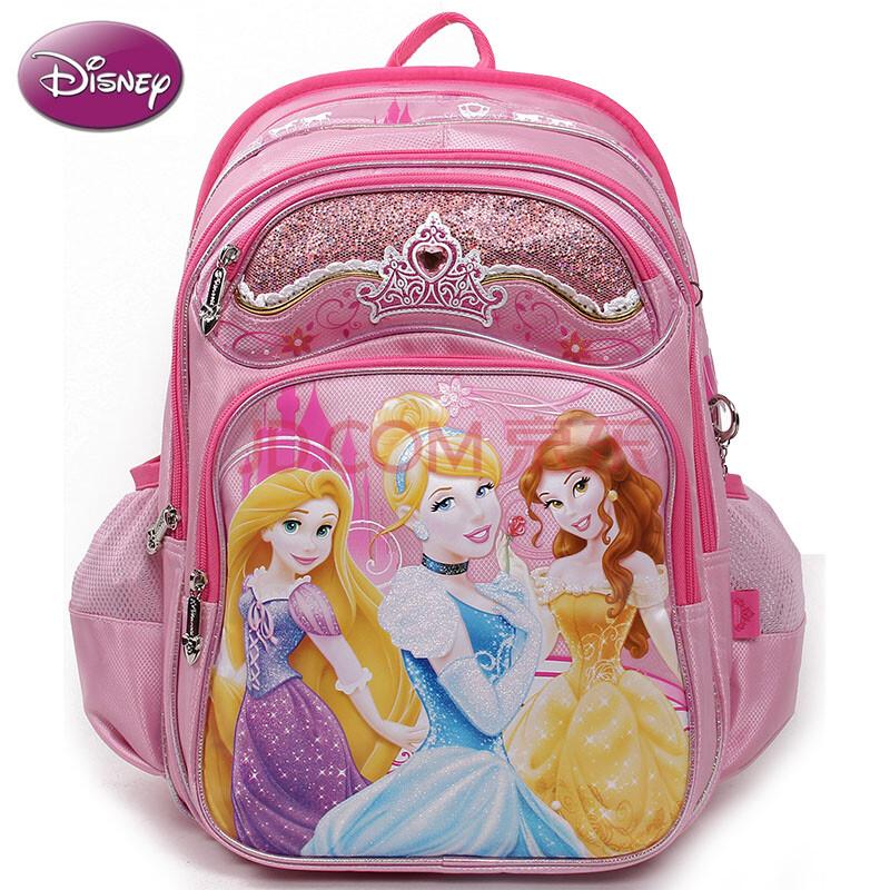迪士尼公主双肩背包