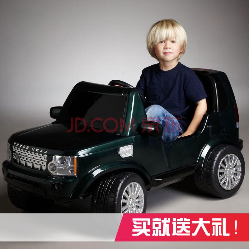 路虎发现者4儿童电动车