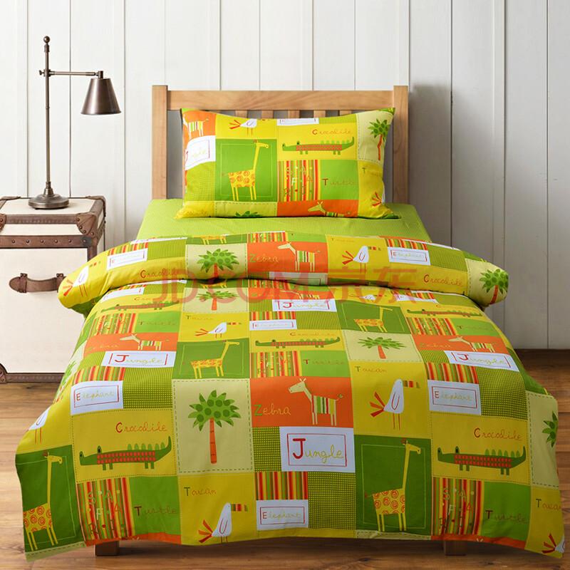儿童床品 美式风格