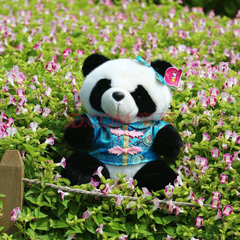 围脖小浣熊公仔毛绒玩具熊大号熊猫娃娃生日礼物
