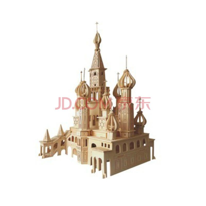 建筑模型圣彼得堡