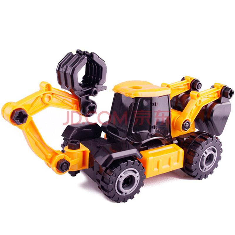 挖土机工程车套装