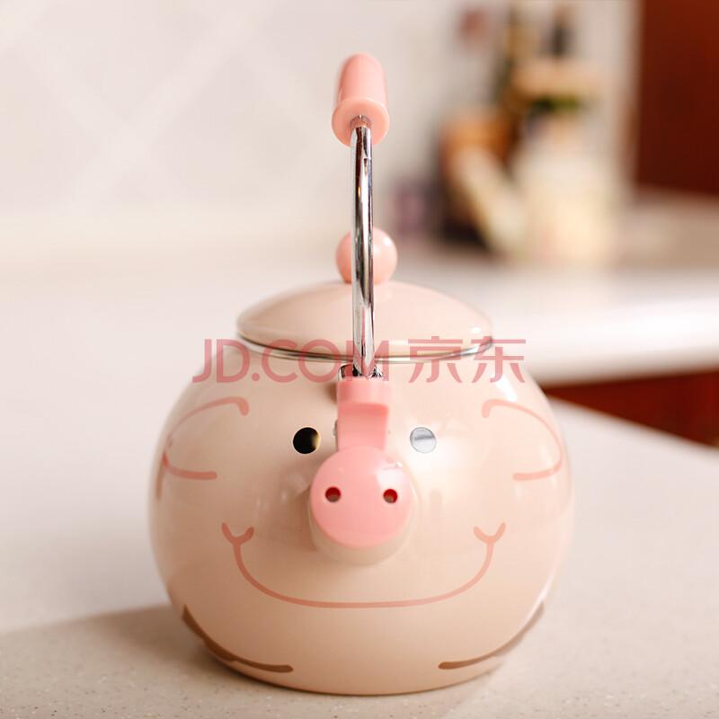 出口搪瓷开水壶热水壶