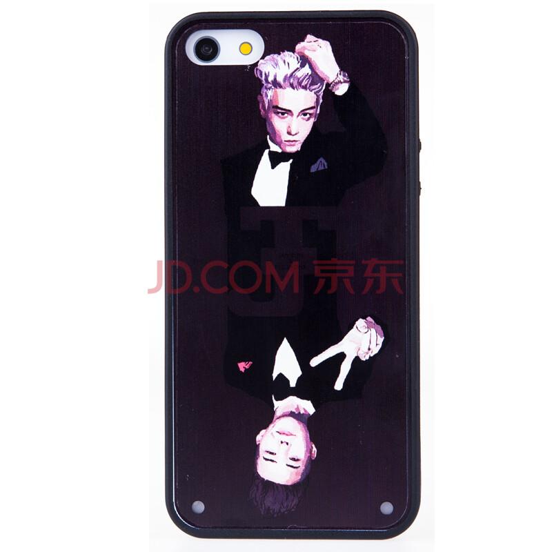 Bigbang手机保护套 黑白图片