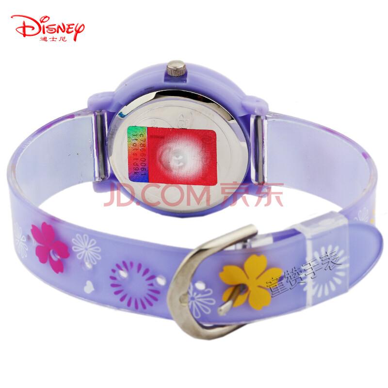 迪士尼儿童手表女孩电子表