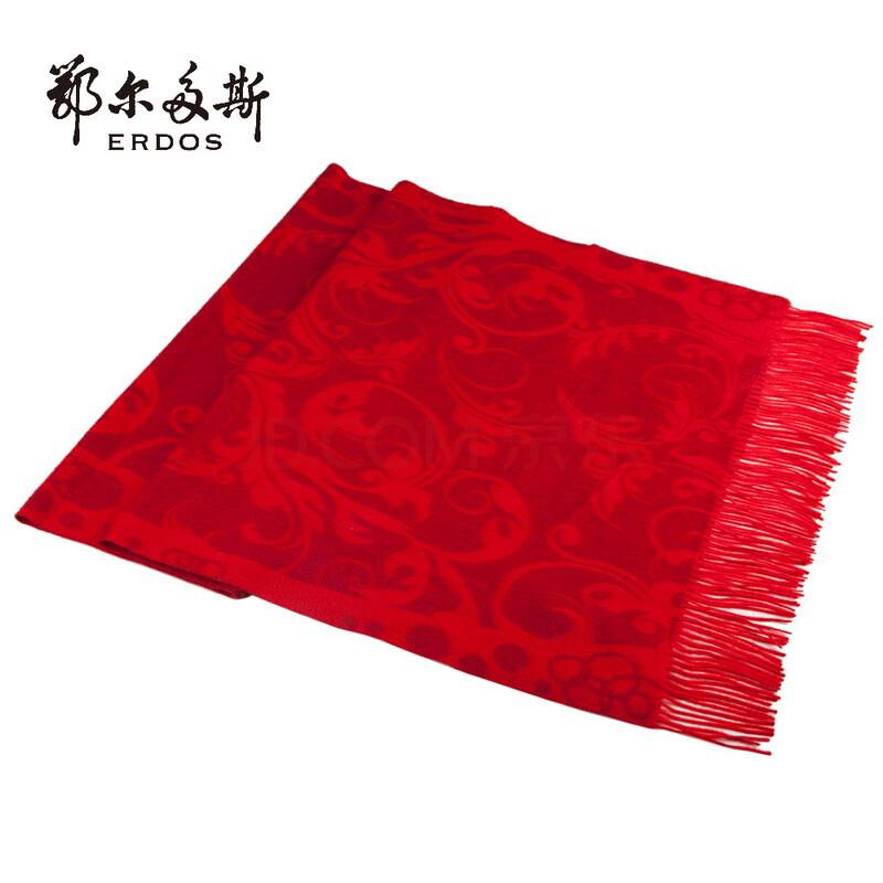 水纹围巾的织法