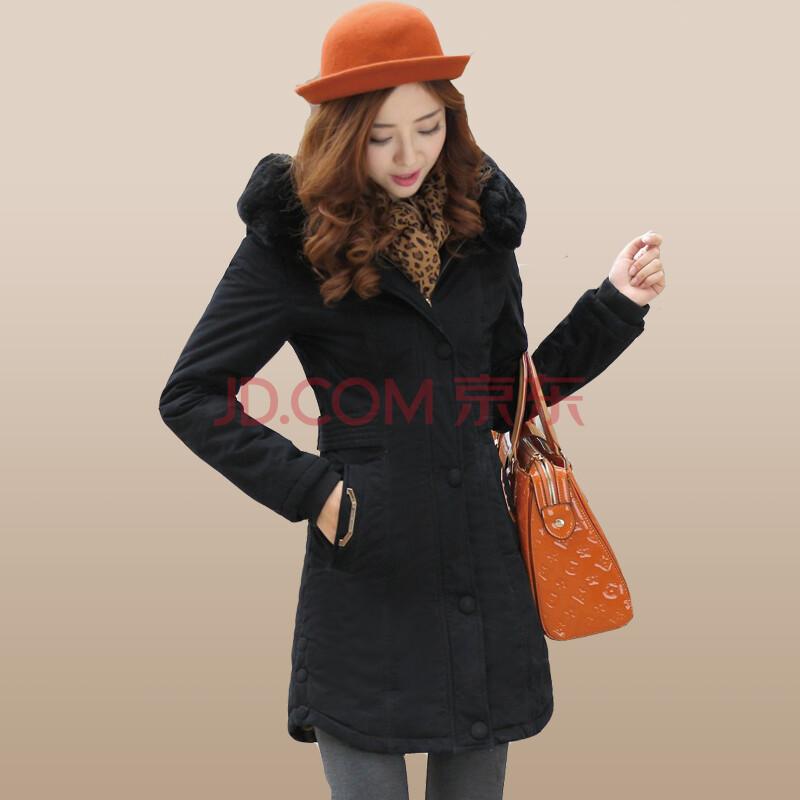 韩版棉衣外套女装图片