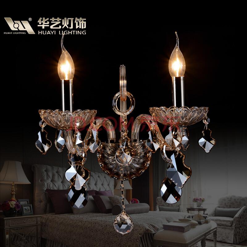欧式奢华水晶灯图片