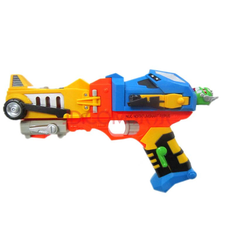 实美玩具儿童玩具峰佳软弹枪儿童玩具枪可发射子弹