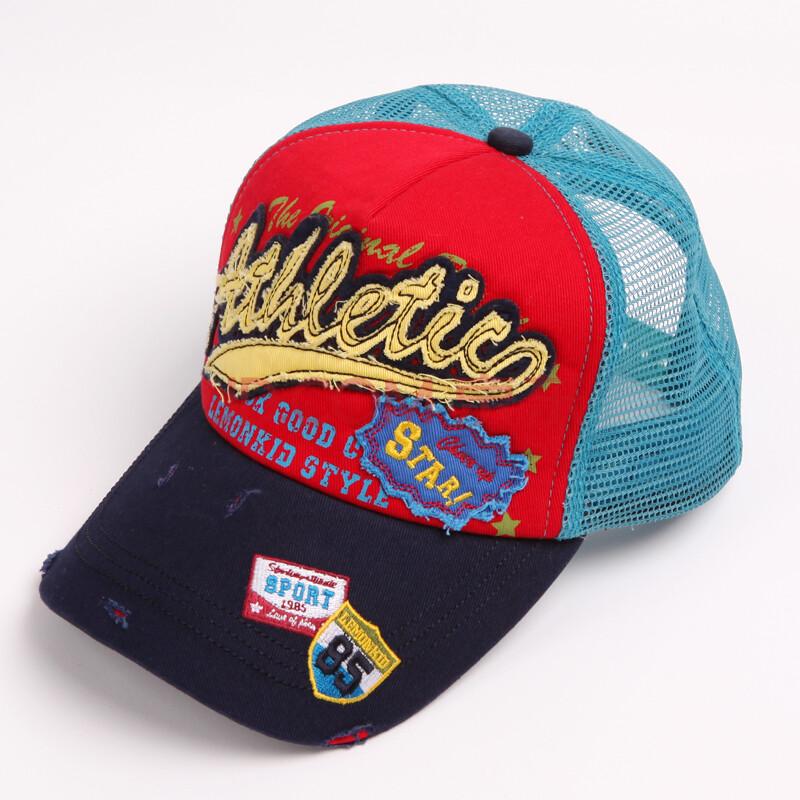 韩国最新款儿童帽子儿童夏天帽子