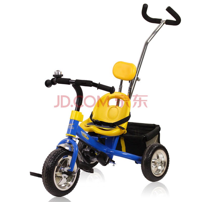 儿童三轮车脚踏车