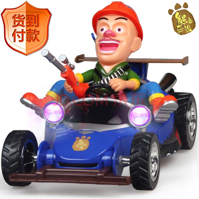 2013新品遥控汽车翻斗翻滚翻转车