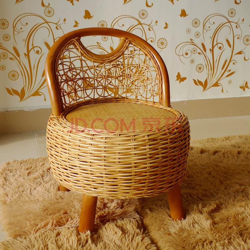 毛线编织圆凳子套图