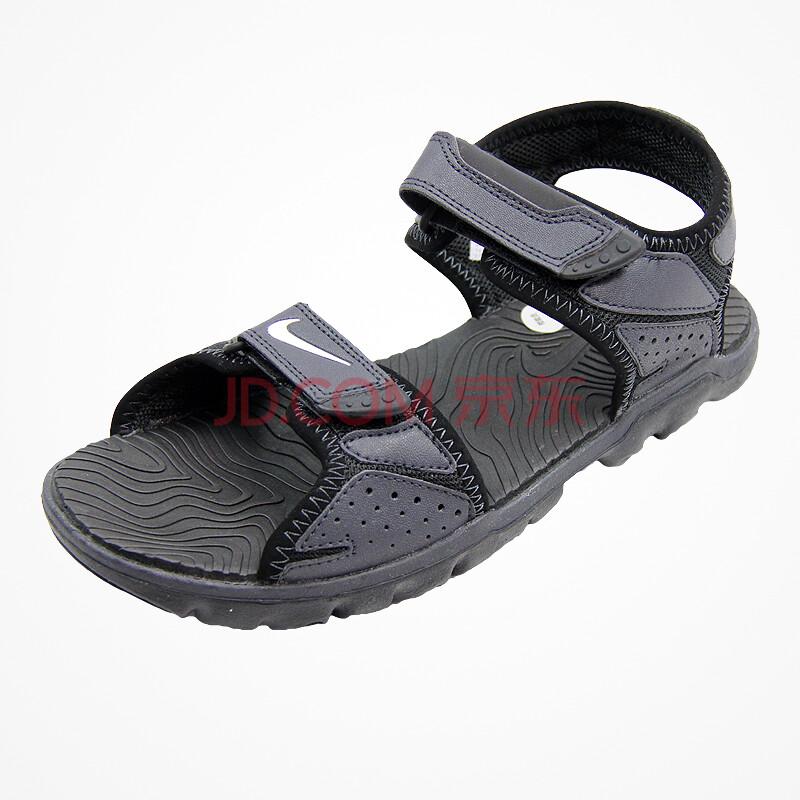 耐克童鞋 nike男童运动凉鞋沙滩鞋344632-011