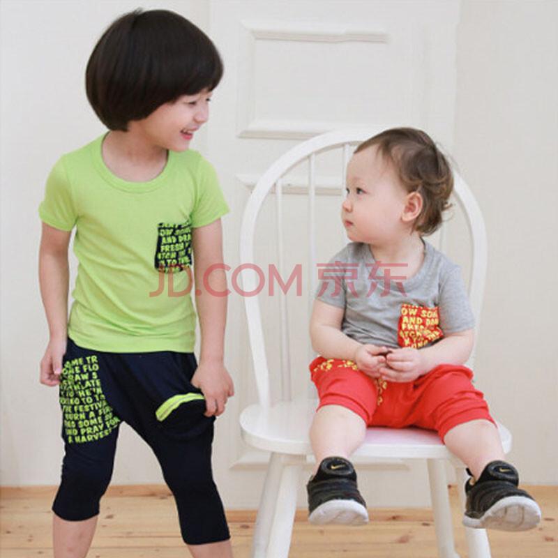 男童儿童运动套装