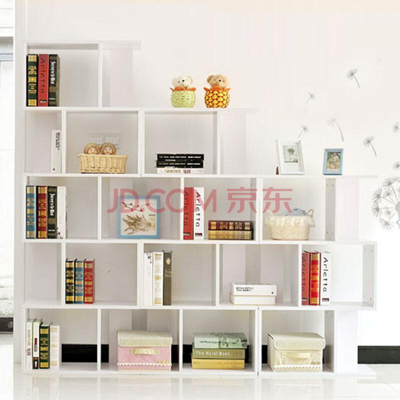 书柜 书架组合 简易陈列柜隔断柜儿童书柜创意