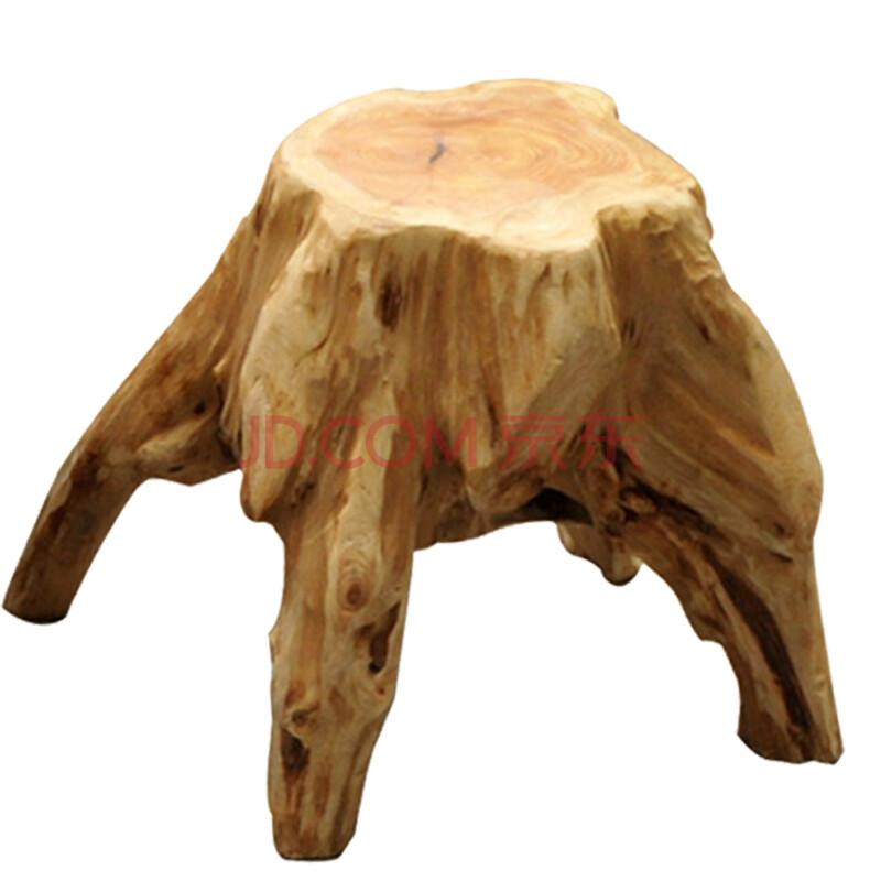 木头墩的小制作