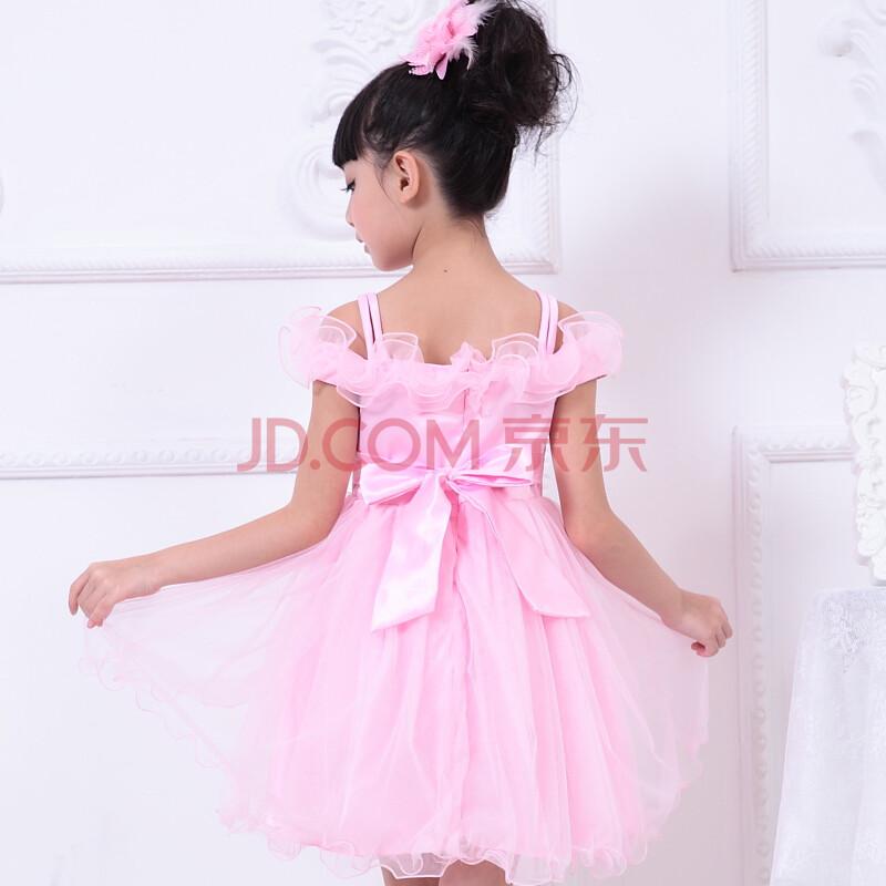 女童吊带连衣裙 儿童无袖公主裙韩版蓬蓬裙纱裙