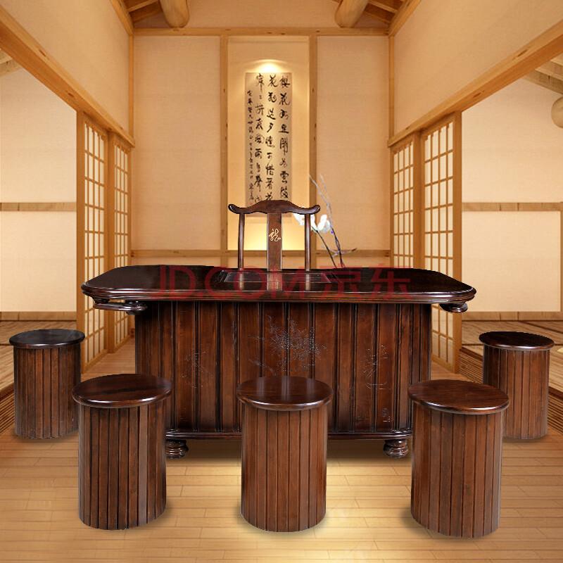 桌几 小户型 沙发茶几边桌 客厅榻榻米茶几 沙发茶台桌茶桌0629 胡桃