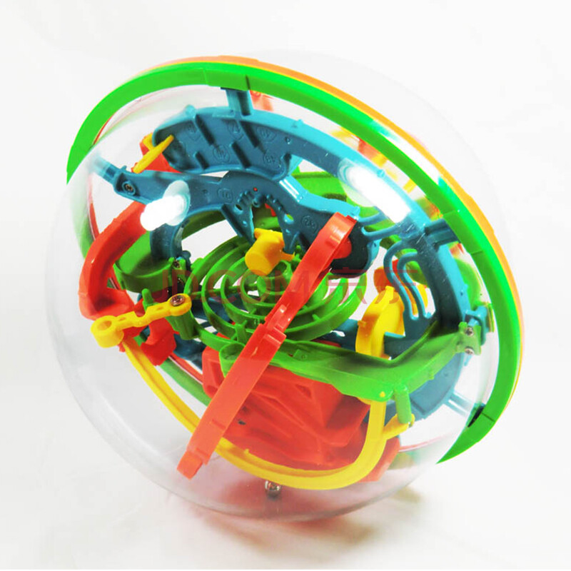 儿童益智游戏3d迷宫球208关立体魔幻智力球