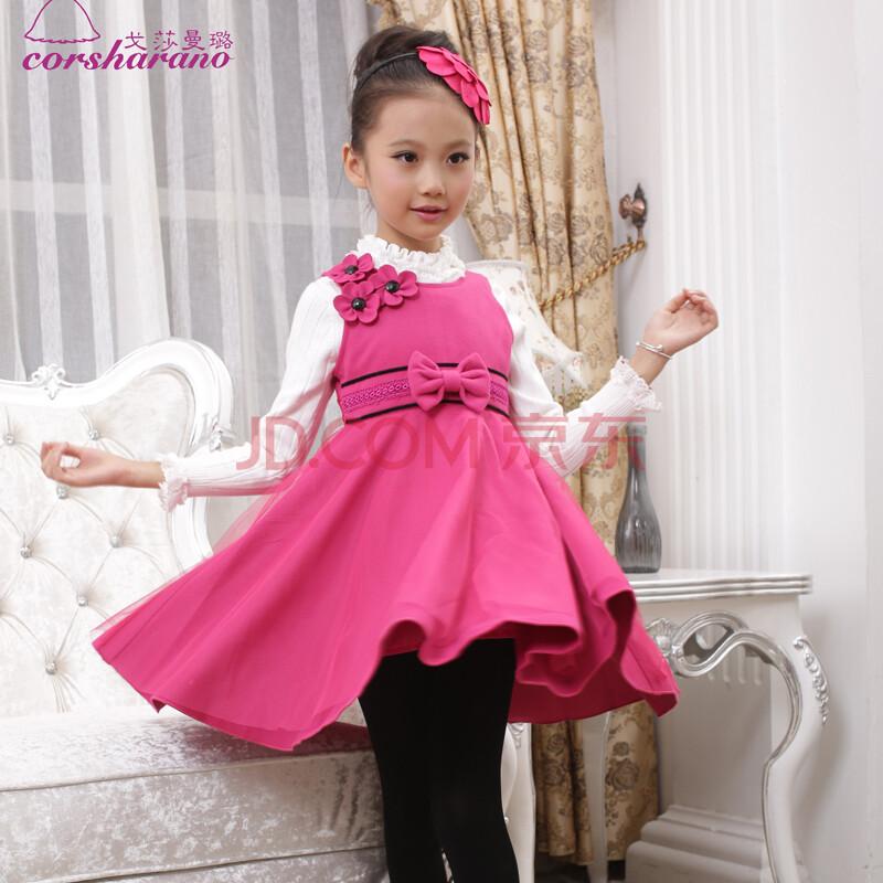 童装儿童秋装女装冬裙大童女装
