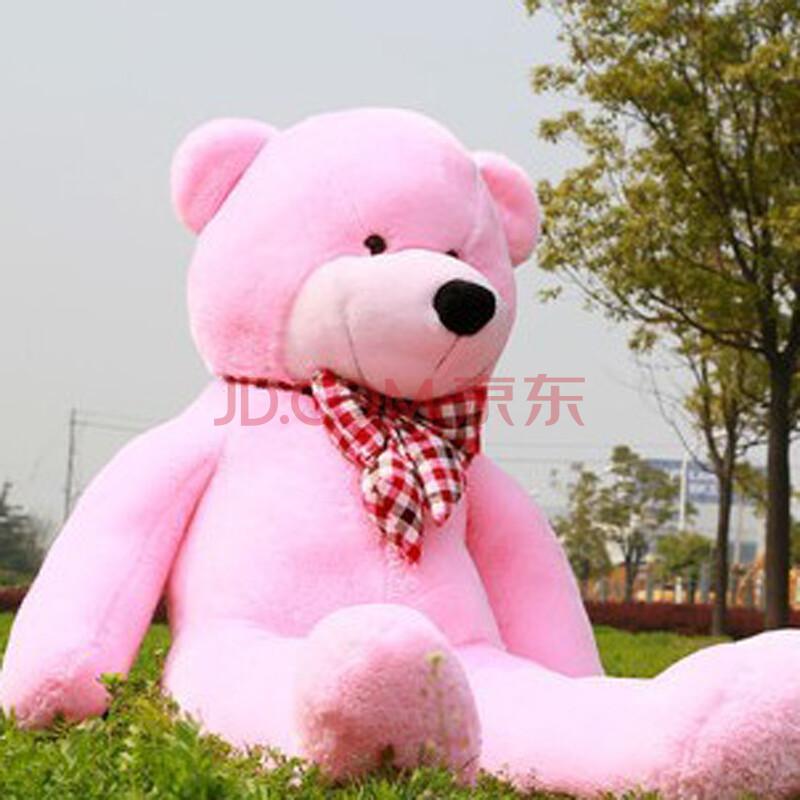 玩具 泰迪熊公仔抱抱熊大狗熊猫大号抱抱狗熊洋布