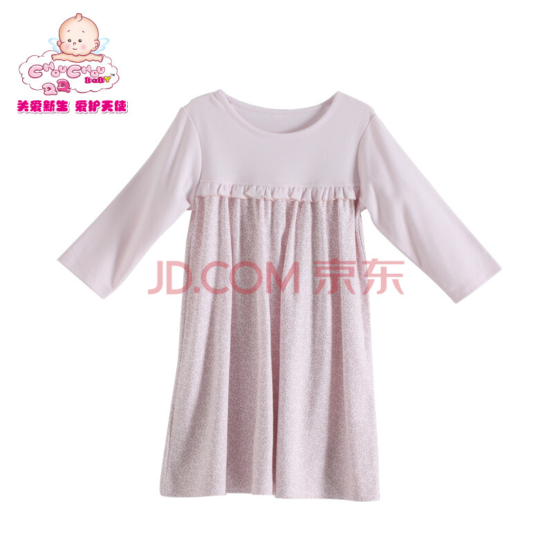 儿童睡衣女童睡袍