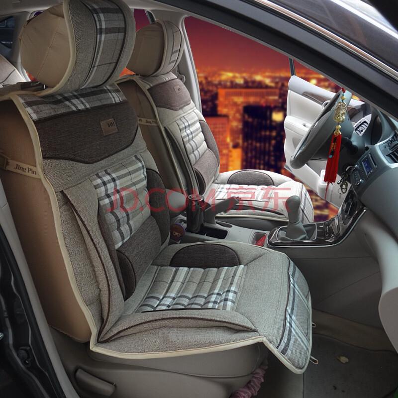 睿泽米奇 汽车坐垫大众宝来卡罗拉标志207307春夏新款